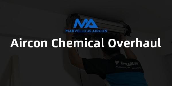 Aircon Chemical Overhaul