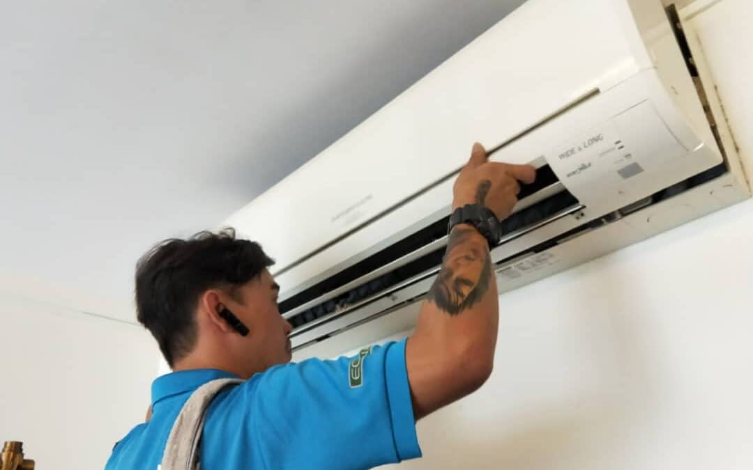 Blower Cleaning In Ang Mo Kio